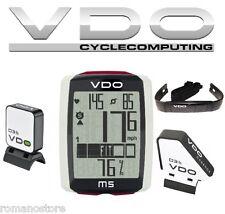 CICLOCOMPUTER VDO M5 WIRELESS+CARDIO+CADENZA+VELOCITA'