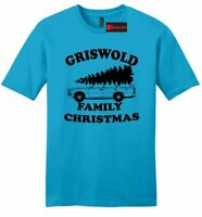 Griswold Family Christmas Funny Mens T Shirt Clark Griswold Movie Xmas Gift Z2