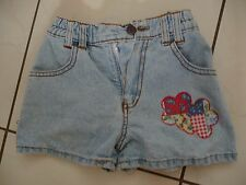 short  5- 6 ans FILLE  marque ricapitto