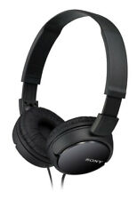 Sony MDR-ZX110 Over the Ear Headphones - Black