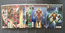 Iron Man Legacy Complete 2010 Series With Variant NM+