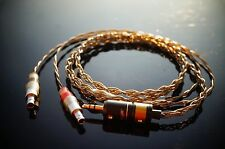 NEW Whiplash Audio TWau Sennheiser HD800 replacement upgrade cable
