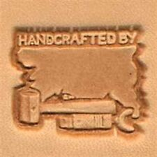 8400 Handcrafted By Craftool 3-D Stamp Tandy Leather 88400-00