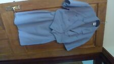 2 piece suit, short sleeves, lilac, 12, by SNOB (vintage)