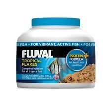 Fluval Pet Fish Aquarium Specifically Formulated Tropical Freshwater Flake Food