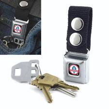 Ford Mustang Shelby Cobra Logo Schlüsselanhänger Anhänger Keychain Gürtelclip US