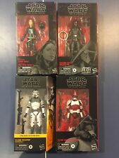 Star Wars Black Series Commander Fox Kamino Clone Trooper Second Sister Solo