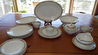 Johnson Brother England 21 piece Tableware Plates Hostess Pcs JB288 1950