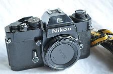 Nikon el2 funda neopreni cámara reflex sólo carcasa, Black