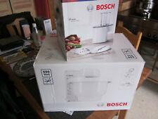 Küchenmaschine Bosch MUM4405 und MUZ4DS4