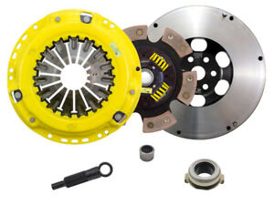 ACT Heavy Duty 6-Puck Disc Clutch Kit For Mazda 07-13 Mazdaspeed3