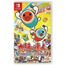 Taiko Drum Master Taiko No Tatsujin Nintendo Switch Version (Eng/Jap/Chi) For NS