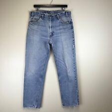 Vintage Levis Jeans - 565 Orange Tab Distressed Tag Size: 36x32 (34x30.5) #6818