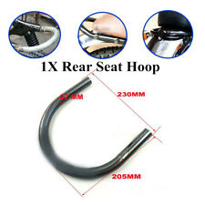 Motorcycle Bike Rear Frame Hoop upswept Seat Loop Large CC Fit For Yamaha Honda