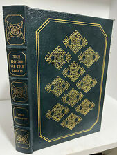 Easton Press House of the Dead - Fyodor Dostoevsky Famous Editions