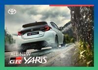 Toyota GR Yaris Brochure 2021 - International Postage