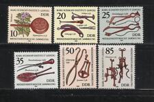 ALEMANIA, (D.D.R.). Año: 1981. Tema: INSTRUMENTOS DE MEDICINA.