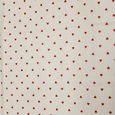 """*Lot of 6* Sparkle Tissue 5 Sheet Red Hearts Tissue Paper-20"""" x 26"""""""