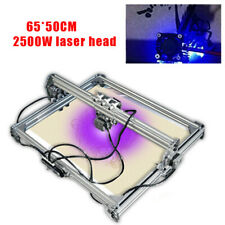 Laserdrucker Graviermaschine Fräsmaschine Engraving Maschine 65x50cm 2500MW