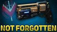 Destiny 2: Not Forgotten Glory Points Only 0-5500 SAME DAY, Xbox ONE,PS4,PC.
