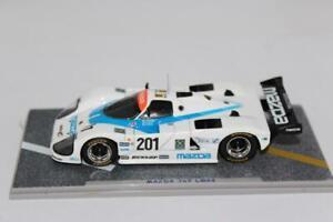 Spark 1/43 Mazda 767 #201 24h Le Mans 1988 - Rotary Le Mans History