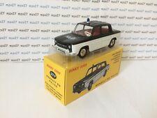 Auto Reissue Dinky Spielzeug Deagostini: Renault R 8 Polizei 1/43 Eme