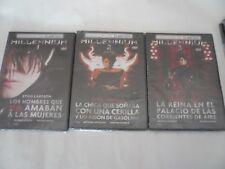 OFERTA LIQUIDACION TRILOGIA MILLENNIUM 3 DVD ( NUEVOS PRECINTADOS )