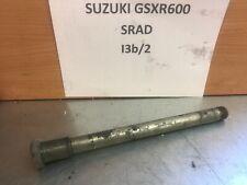 SUZUKI GSXR600 SRAD SWING arm pivot bolt BREAKING SPARES 96-00