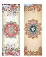 Non-Slip Yoga Mat Eco-Friendly Print FitnessTowel Absorption Sweat Blanket
