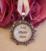 Photo Memory Bridal Bouquet Charm DIY Wedding