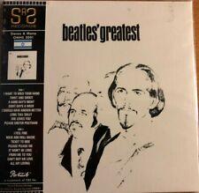 THE BEATLES - Beatles' Greatest ( MINI LP AUDIO CD with OBI )