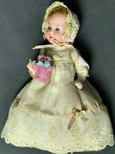 "6"" Strobel & Wilken All-Bisque Baby Mignonette # 400 14 SWC Antique German Doll"