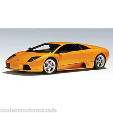 LAMBORGHINI MURCIELAGO ARANCIO ATLAS ORANGE 1:18 AUTOart NEW IN BOX VERY RARE
