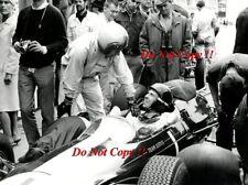 Jim Clark Lotus 33 German Grand Prix 1964 Photograph 4