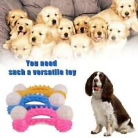 Dog Chew Toys Aggressive Chewer Indestructible Dog Tough Rubber Bone Toy