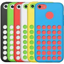 iphone  5C Case  Lot of  6  New  Silicone + 6 Screen Protector + 6 Stylus