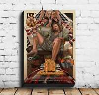 The Big Lebowski Movie Poster Wall Art Home Decor,No Frame