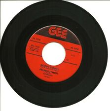 "Frankie Lymon & The Teenagers-Goody Goody/Creation Of Love-45 RPM-7""-single-soul"