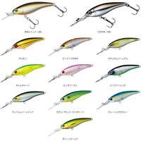 DAIWA Bass Shad Steez shad 54SP SR-S Variation color Stylish anglers Japan