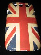 British Flag Hard Cover Case for Samsung S3 III British Uk Flag Vintage Look
