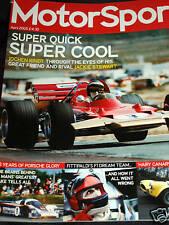 Jochen Rindt Nina súper rápido Super Cool Jackie Stewart Lotus 72 49 Chapman