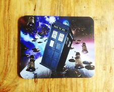 Dr. Tardis and Dalek Mousepad