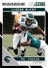 2011 Score End Zone #223 LeSean McCoy Eagles
