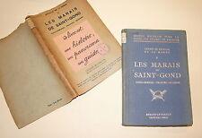LA MARNE (1914), II-Les Marais de Saint-Gond. Coulommier, Provins, Sézanne. Gui