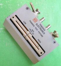 1pc Tonghui Th26005 Four-terminal test fixture