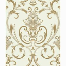 Damask Gold WALLPAPER By Debona Wall covering  x2