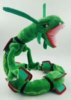"Rayquaza Plush Mega Dragon Stuffed Toy Cartoon Soft Doll Gift  32"""
