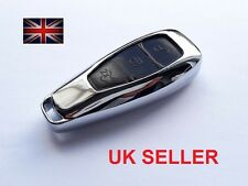 FITS FORD MONDEO FIESTA FOCUS TITANIUM REMOTE SMART KEYLESS KEY FOB COVER 3