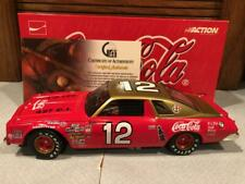 Autographed Action 1974 Bobby Allison #12 Coca Cola Malibu 1/24 1 of 3504