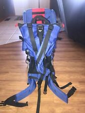Tough Traveler Baby Carrier Hiking Backpack New.